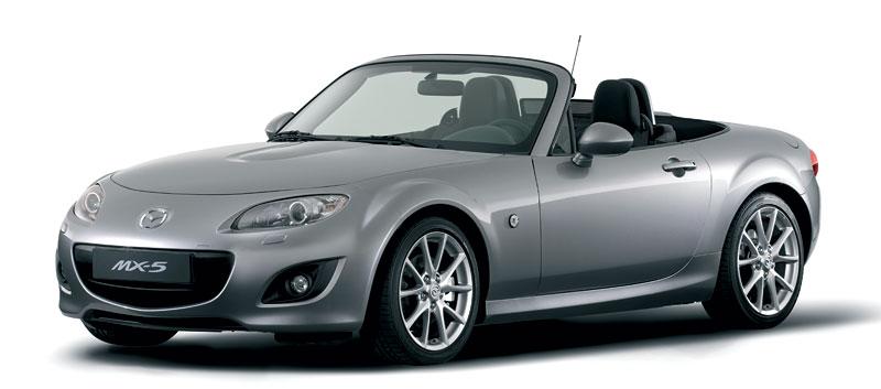 Mazda MX-5: diesel, hybrid nebo něco jiného?: - fotka 6