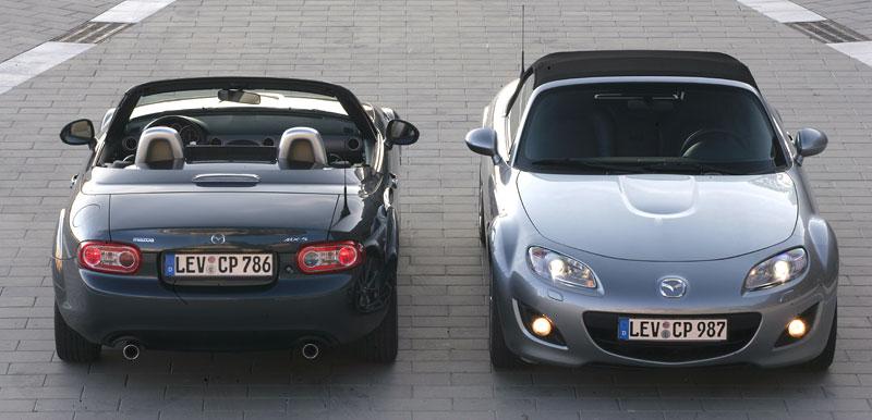 Mazda MX-5: chystají se velké změny: - fotka 20