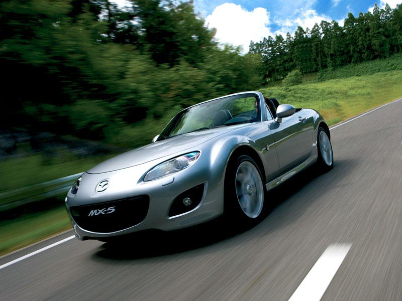 Mazda MX-5: diesel, hybrid nebo něco jiného?: - fotka 7