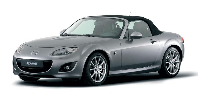 Mazda MX-5: diesel, hybrid nebo něco jiného?: - fotka 8