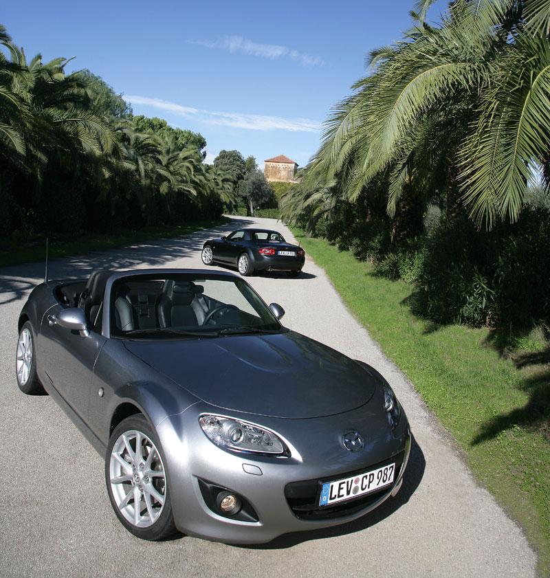 Mazda MX-5: chystají se velké změny: - fotka 22