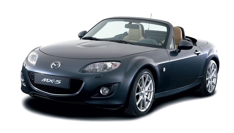 Mazda MX-5: diesel, hybrid nebo něco jiného?: - fotka 9