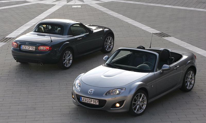 Mazda MX-5: chystají se velké změny: - fotka 23
