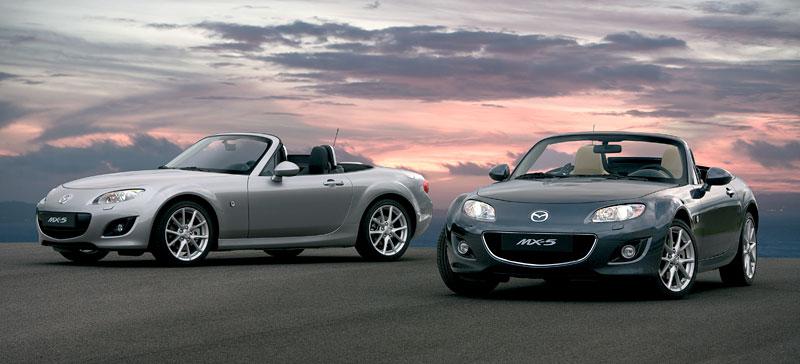 Mazda MX-5: diesel, hybrid nebo něco jiného?: - fotka 10