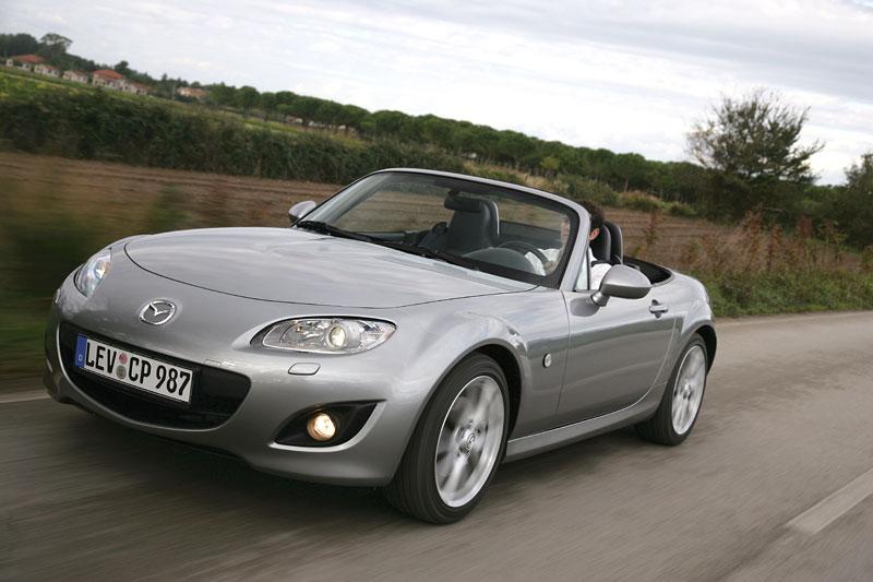 Mazda MX-5: chystají se velké změny: - fotka 24