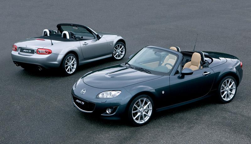 Mazda MX-5: diesel, hybrid nebo něco jiného?: - fotka 11
