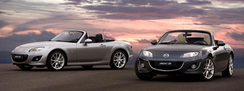 Mazda MX-5: chystají se velké změny: - fotka 25