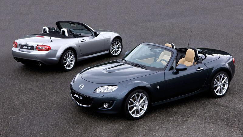 Mazda MX-5: chystají se velké změny: - fotka 26