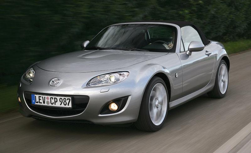 Mazda MX-5: chystají se velké změny: - fotka 27