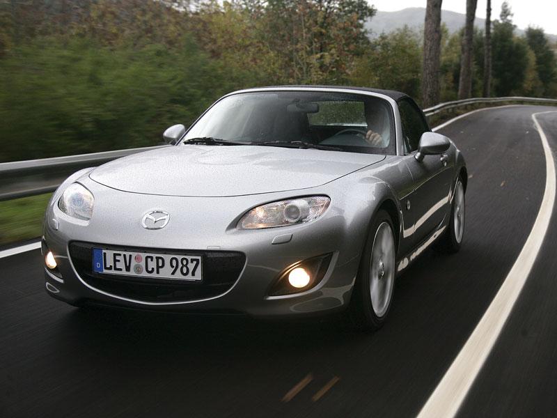 Mazda MX-5: chystají se velké změny: - fotka 28