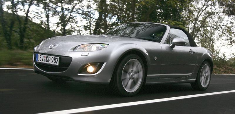 Mazda MX-5: chystají se velké změny: - fotka 29