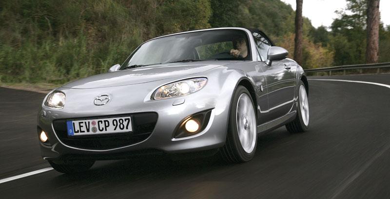 Mazda MX-5: chystají se velké změny: - fotka 30