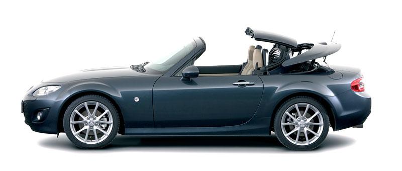 Mazda MX-5: diesel, hybrid nebo něco jiného?: - fotka 13
