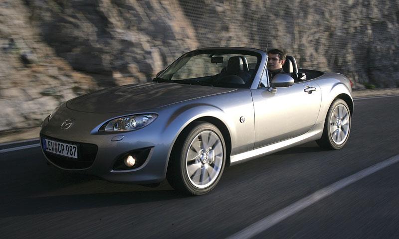 Mazda MX-5: chystají se velké změny: - fotka 31