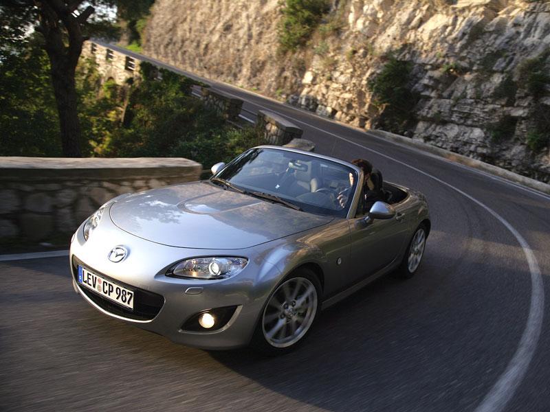 Mazda MX-5: chystají se velké změny: - fotka 32