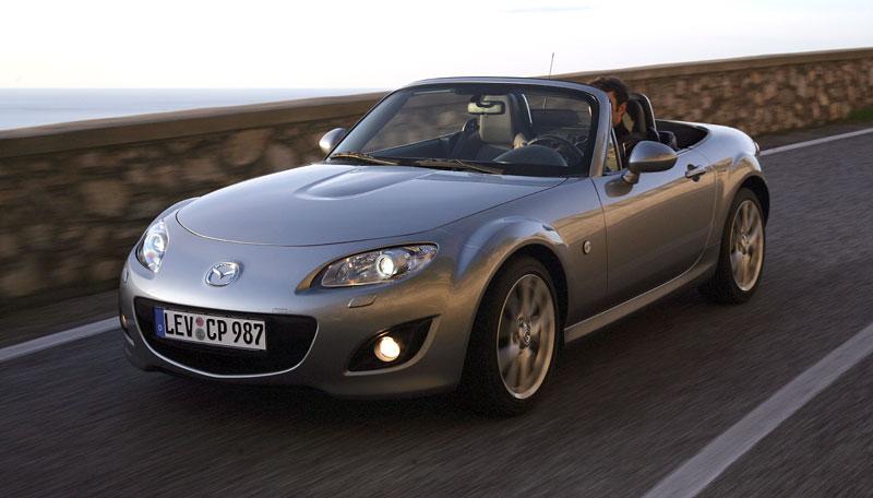 Mazda MX-5: chystají se velké změny: - fotka 33