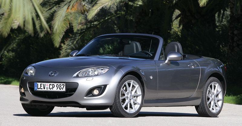Mazda MX-5: chystají se velké změny: - fotka 37