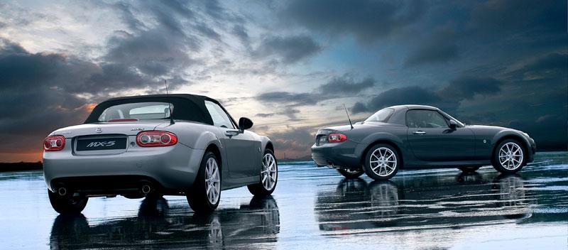 Mazda MX-5: diesel, hybrid nebo něco jiného?: - fotka 15