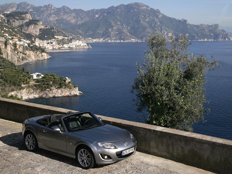 Mazda MX-5: chystají se velké změny: - fotka 43