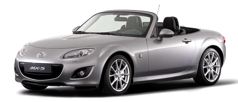 Mazda MX-5: chystají se velké změny: - fotka 47