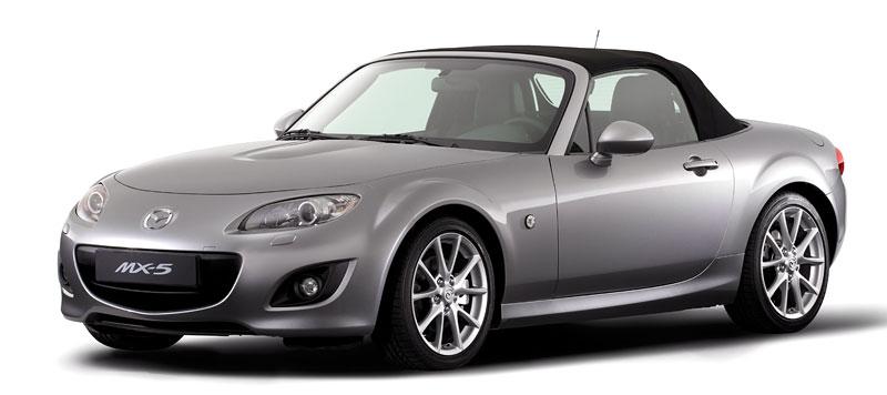 Mazda MX-5: chystají se velké změny: - fotka 48