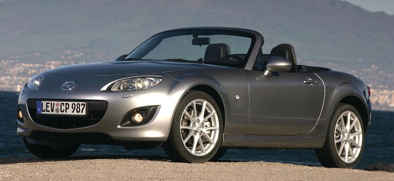 Mazda MX-5: chystají se velké změny: - fotka 49