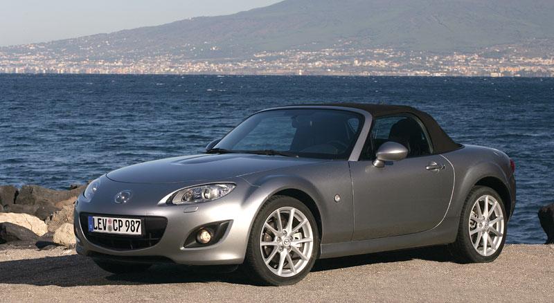 Mazda MX-5: chystají se velké změny: - fotka 50