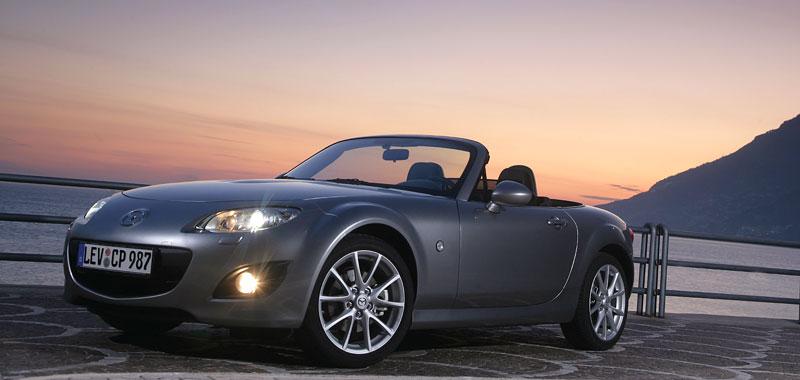 Mazda MX-5: chystají se velké změny: - fotka 51