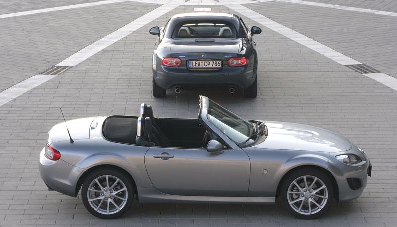 Mazda MX-5: chystají se velké změny: - fotka 56