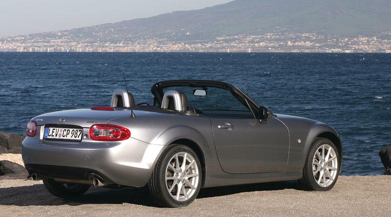 Mazda MX-5: chystají se velké změny: - fotka 59