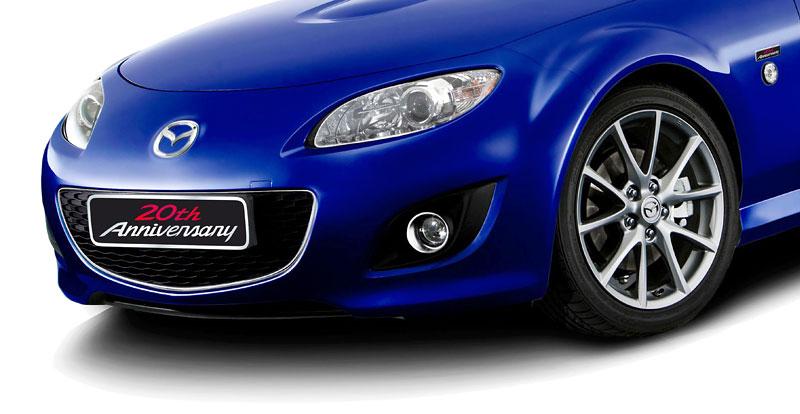 Mazda MX-5 20th Anniversary Edition: premiéra v Ženevě: - fotka 4