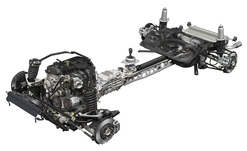 Mazda MX-5: chystají se velké změny: - fotka 70