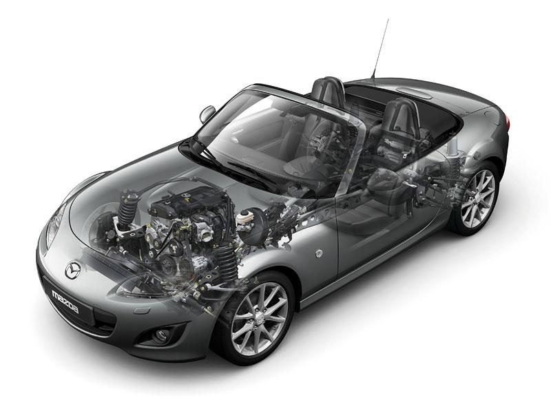 Mazda MX-5: chystají se velké změny: - fotka 72