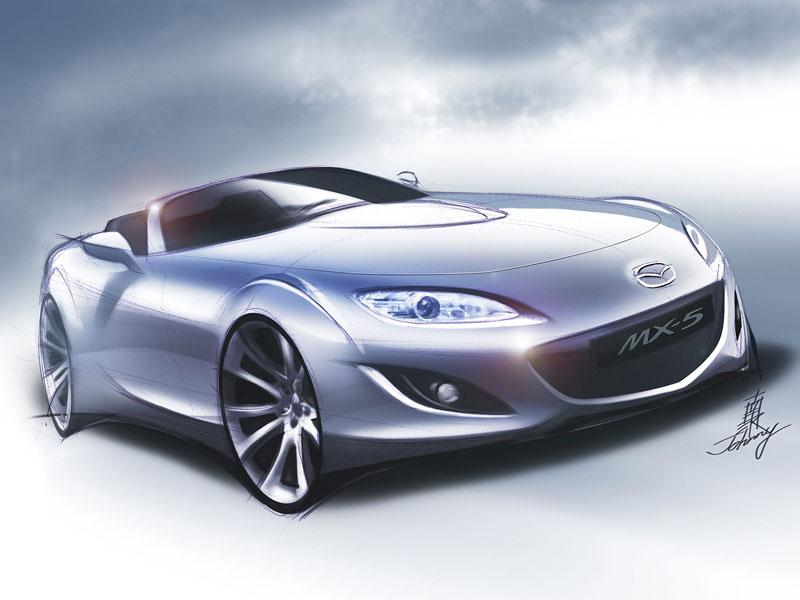 Mazda MX-5: chystají se velké změny: - fotka 76