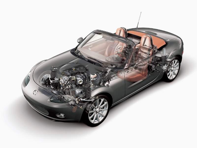 Mazda MX-5 MPS? Zapomeňte: - fotka 21