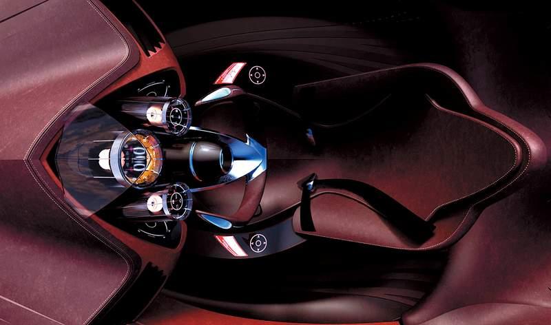 Nová Mazda RX-7: Wankel a elektrické turbo?: - fotka 2