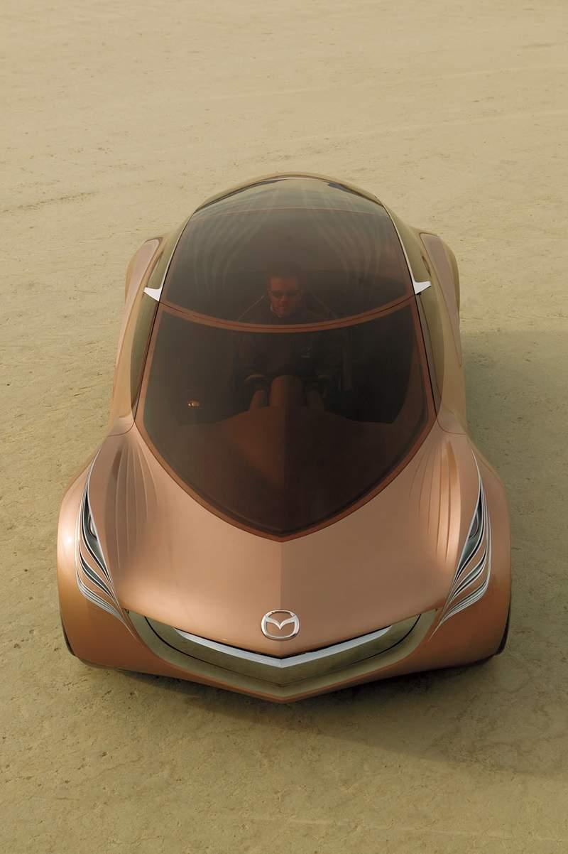 Nová Mazda RX-7: Wankel a elektrické turbo?: - fotka 5