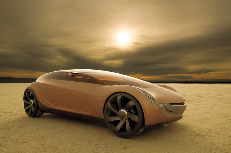 Nová Mazda RX-7: Wankel a elektrické turbo?: - fotka 6