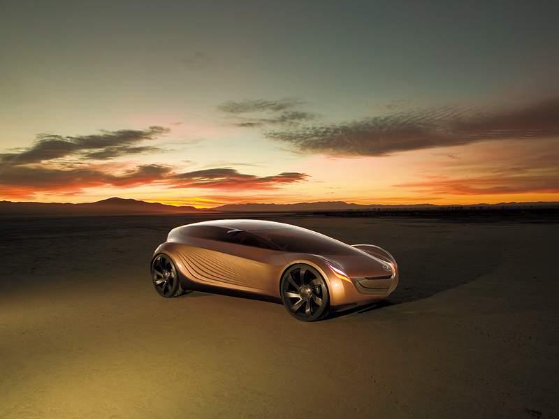 Nová Mazda RX-7: Wankel a elektrické turbo?: - fotka 7