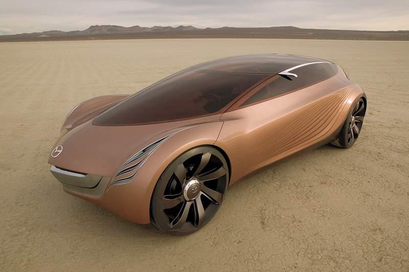 Nová Mazda RX-7: Wankel a elektrické turbo?: - fotka 8