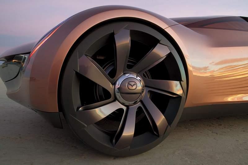 Nová Mazda RX-7: Wankel a elektrické turbo?: - fotka 13