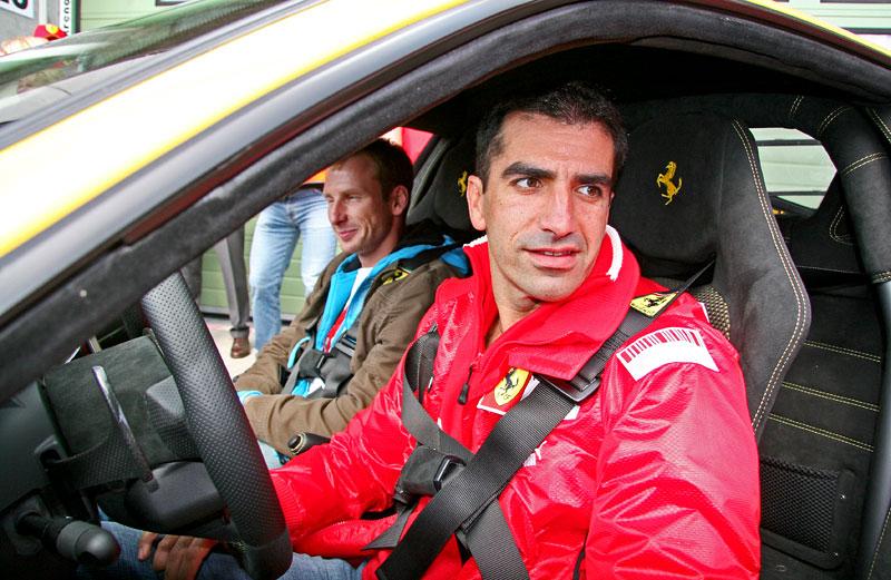 Ferrari Racing Days – poprvé v Brně: - fotka 207