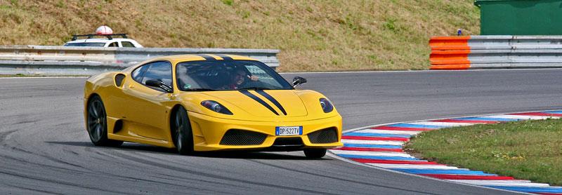 Ferrari Racing Days – poprvé v Brně: - fotka 215