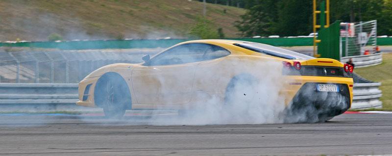 Ferrari Racing Days – poprvé v Brně: - fotka 218