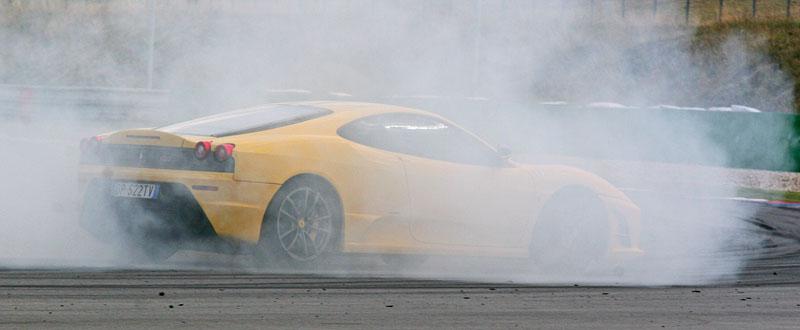 Ferrari Racing Days – poprvé v Brně: - fotka 219