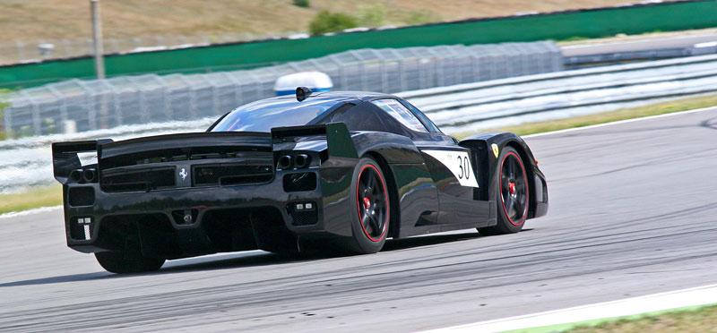 Ferrari Racing Days – poprvé v Brně: - fotka 222