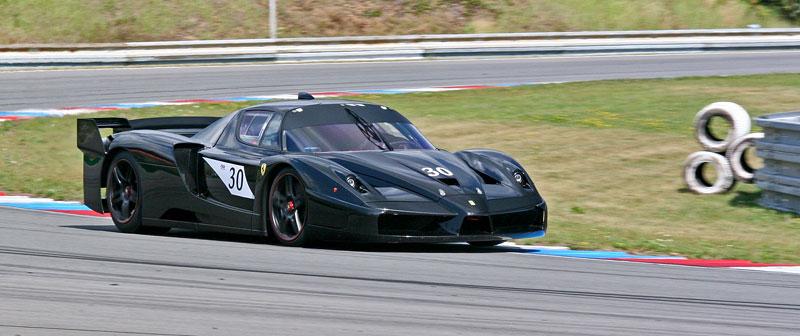 Ferrari Racing Days – poprvé v Brně: - fotka 223