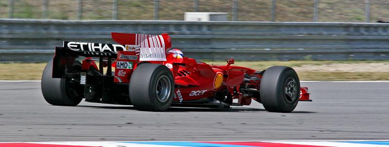 Ferrari Racing Days – poprvé v Brně: - fotka 230
