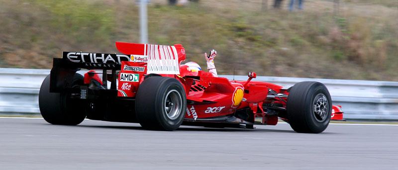 Ferrari Racing Days – poprvé v Brně: - fotka 235