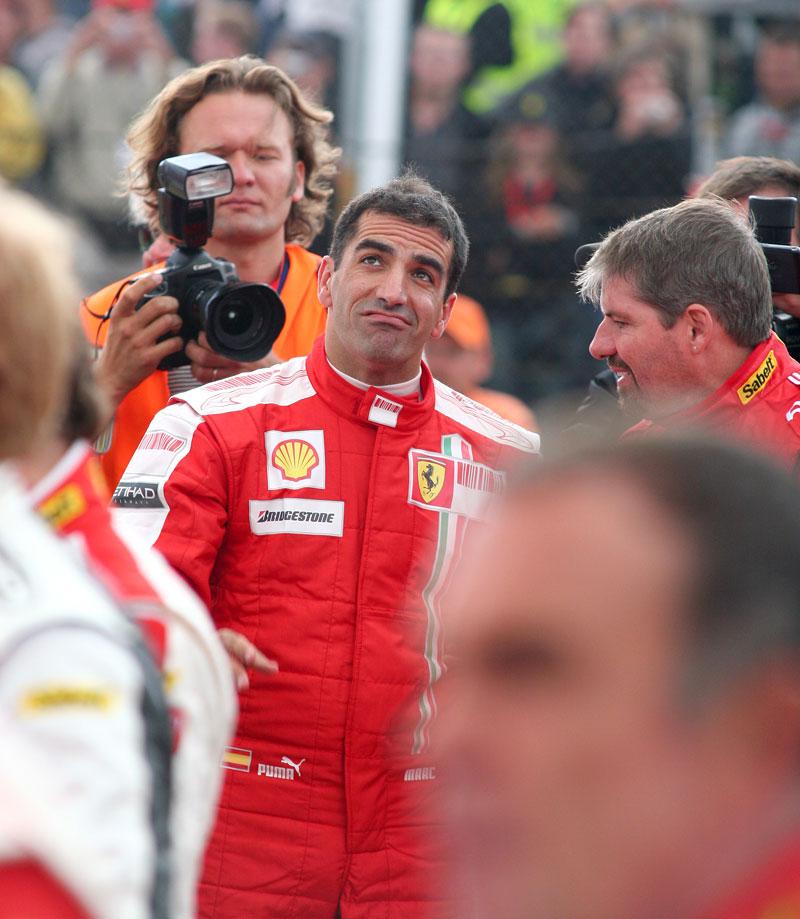Ferrari Racing Days – poprvé v Brně: - fotka 238